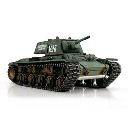 1:16 Torro Russian KV-1 RC Tank Airsoft 2.4GHz Metal Edition