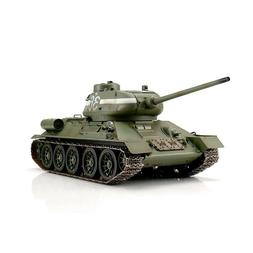 1/16 Torro WSN Russian T34/85 RC Tank Infrared 2.4GHz Play E