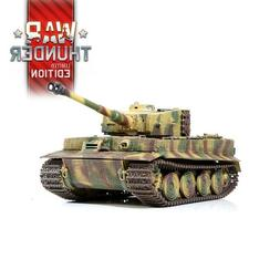 1:24 German Tiger I Late Version RC Tank 2.4GHz Infrared RTR