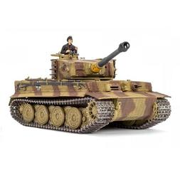 1:24 German Tiger I RC Tank 2.4GHz Infrared RTR Forces of Va