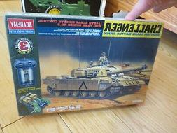 Military British Tank Model Kit 1303  R/C Sealed Mint Academ
