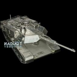 1239MM Henglong 1/8 Scale Full Metal USA M1A2 Abrams RTR RC