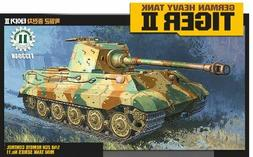 Academy #13304 1/48 Plastic Model Kit GERMAN HEAVY TANK TIGE