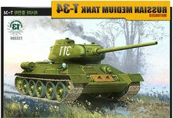 Academy #13306 1/48 Plastic Model Kit Motorized Russian Medi