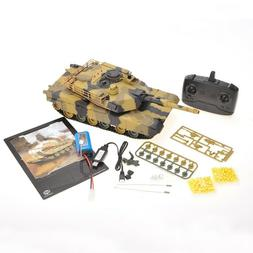 """16"""" RC Airsoft Battle TankMilitary NEW w/ Lights BB Turret"""