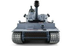 2.4Ghz 6.0TK 1/16 German Tiger I Tank R/C Airsoft IR Battle