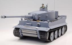 2.4GHZ RADIO CONTROL 1/16 GERMAN TIGER I R/C AIR SOFT BATTLE