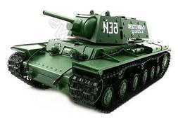 2.4Ghz Radio Control 1/16 Russian KV-1 Airsoft Battle Tank w