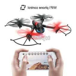 3 In 1 RC Drone 6-Axis Gyroscope + RC Tank Car + RC Bounce C