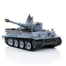 6.0 HengLong 1/16 RC Tank Tiger 1 Infrared Fighting Plastic