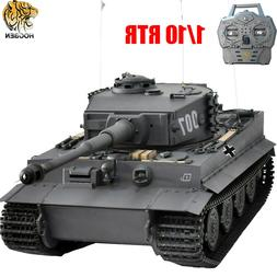 HOOBEN NEW Assembled And Painted RTR 1:10 Tiger1 Late Produc