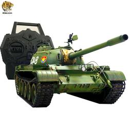 HOOBEN Full Set 1/16 RC Motorized Tank Kit  Russian T55A Ful