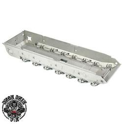Fully Metal Leopard Tank Lower Hull/Chassis for Tamiya 56020