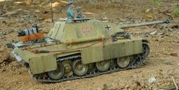 German Tank Jagdpanther 1/25 RC
