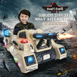 2.4Ghz Crawler Military Truck Manned Dual Mode Child Kid RC