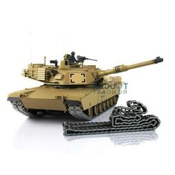 Henglong 1/16 6.0 Upgraded M1A2 Abrams RTR RC Tank 3918 Meta