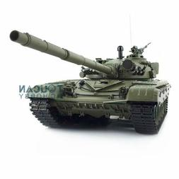 Henglong 1/16 Scale 6.0 Plastic Ver T72 Main Battle Tank RTR