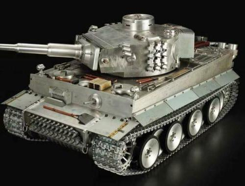 100% 1/8 German RTR RC Armored Model 3818