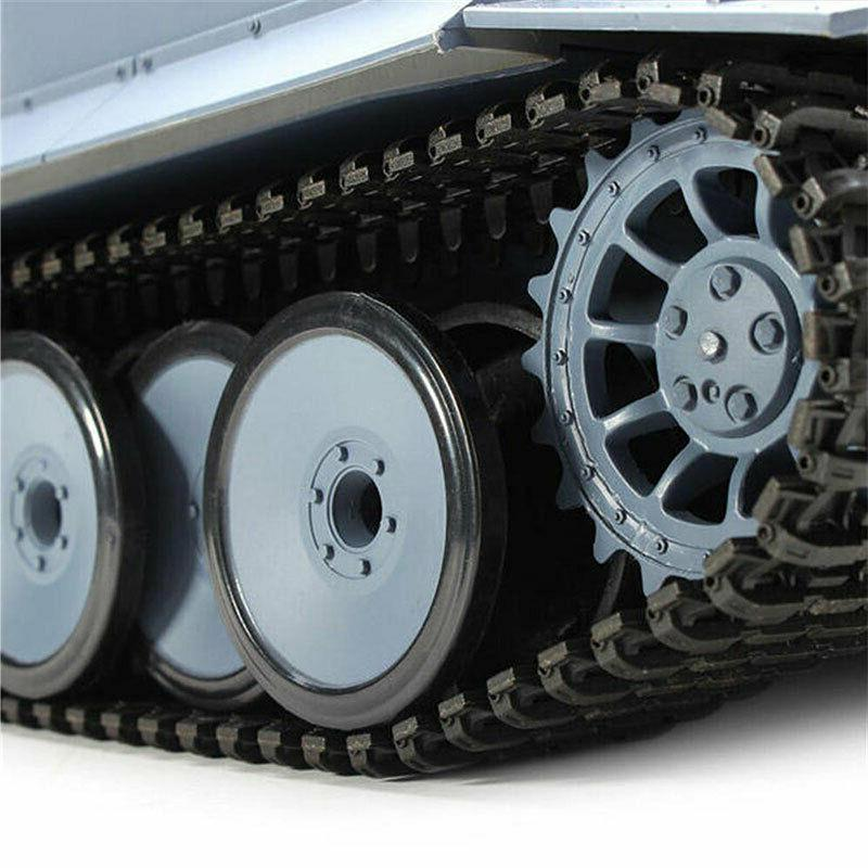 HengLong Tiger 1 RC Tanks with Steel Gearbox Airsoft IR