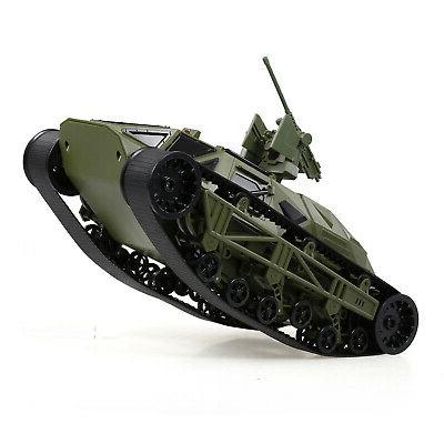 FC166 RC Tank Vehicle 360° Rolling Flip Toy For Boys C5I7