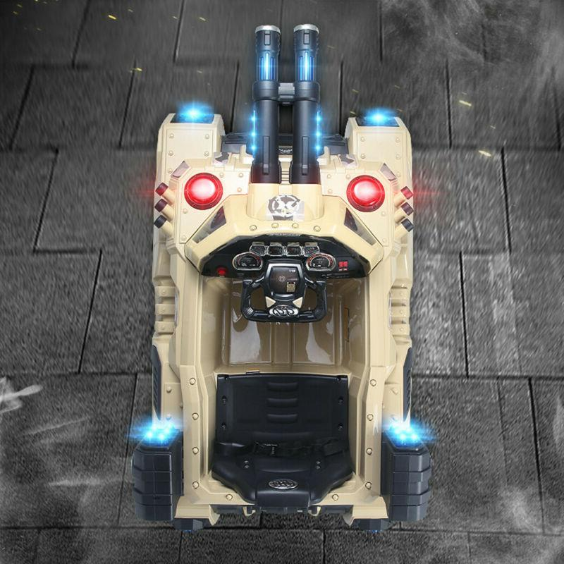2.4Ghz Truck Manned Mode Kid RC Ride