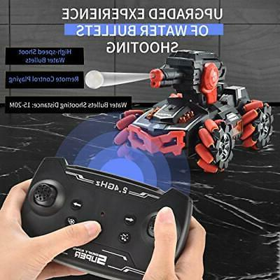 New RC Tank,RC for Adults,Toy Tanks Kids,Drift