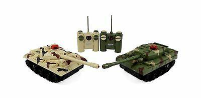 RC Battle - of Abrams Remote Battl... Free Shipping