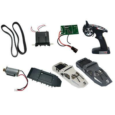 RC Gearbox Chasis Remote for Tank Parts