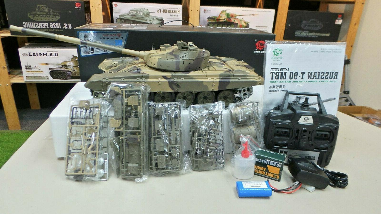 T-90 Tank 1/16 2.4ghz Cannon