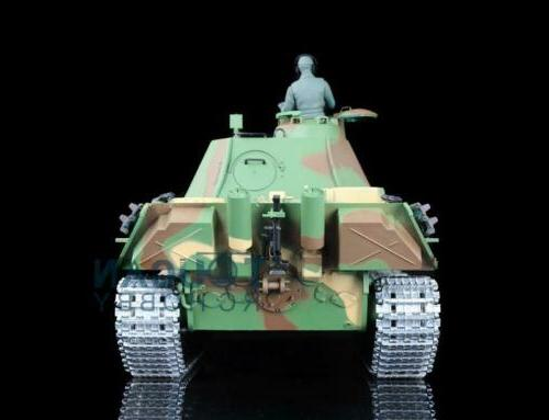 US Scale 6.0 Upgraded Panther RTR RC
