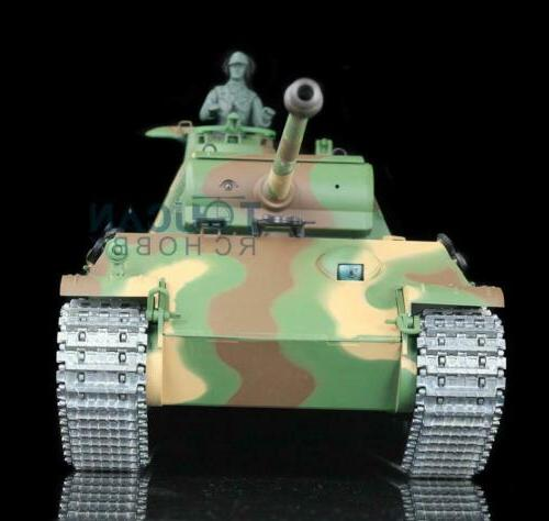 US STOCK 1/16 Scale RTR Tank