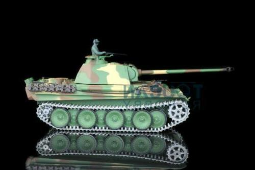 US STOCK Scale Upgraded Panther Metal