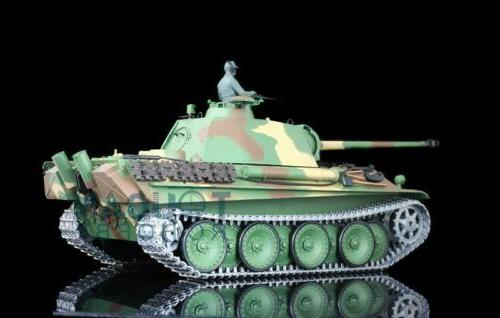 US Scale Upgraded Panther RTR RC Metal