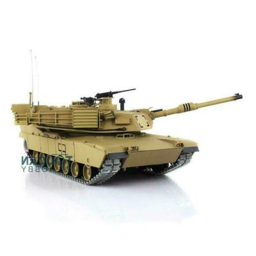 US Henglong Upgraded Metal M1A2 Abrams RC Tank 3918