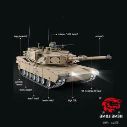 M1A2 Abrams Battle Tank RC Airsoft Military   Pack  for you