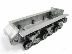Mato 1/16 Sherman RC Tank Metal Chassis With Suspension And