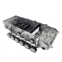 MATO Metal Tank Chassis Kit With Road Wheel for 1:16 RC Panz