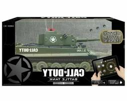 OFFICIAL Call of Duty Green Tiger 1 RC Battle TANK Limited E