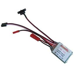 Hobbypower RC ESC 20A Brushed Car Motor Speed Controller 1/1