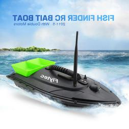 RC Fishing Tool Lure Bait Boat Fish Finder 500M Remote Contr