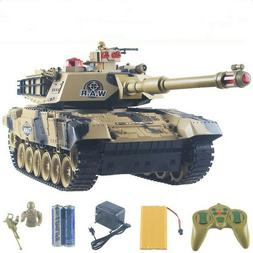 RC Tactical Tank Electronic Remote Control Military Tank Kit