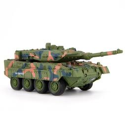 RC Tactical Tank Electronic Remote Control Military Model Ch