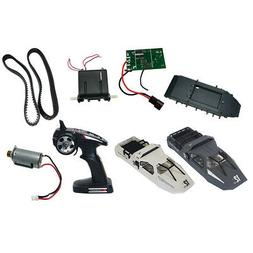 RC Tank Gearbox Crawler Chasis Remote Controller Set for RC