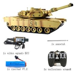Rc Tank Metal electric toy for adults kids 1/20 9CH 27Mhz re