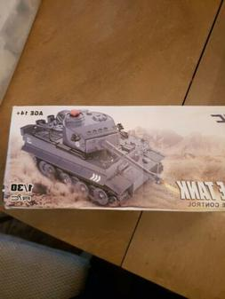 RC Tiger I Tank mint unopened package 1/30 scale  nice!