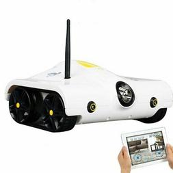 Spy RC Tank With Camera Support Infrared Controlled For Andr