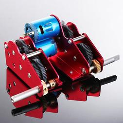 Upgrade Tank Gearbox For HengLong 1/16 RC 3838 3839 3889 390