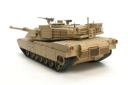 US M1A2 Abrams Battle Tank Full-Option KIT 1/16 scale RC Tam