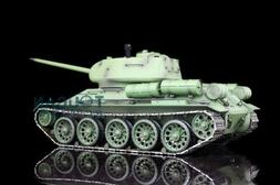 US Stock Henglong 1/16 6.0 Infrared Plastic Soviet 3909 RC T