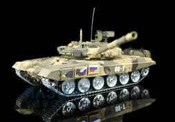 US Stock Henglong 1/16 Customzied Russia T90 RC Tank 3938 Me